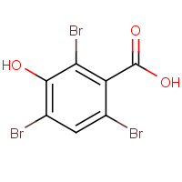 China 3-Hydroxy-2,4,6-tribromobenzoic acid CAS 14348-40-4 Manufacturer,Supplier
